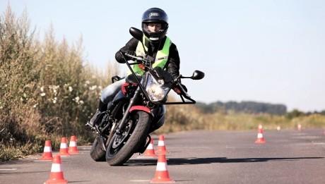 Documents pour s'inscrire au permis moto