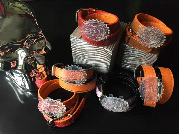 Bracelets et camées pour homme