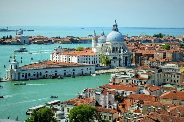 Photo de Venise: du haut du Campanile la vie est incroyable si le temps le permet