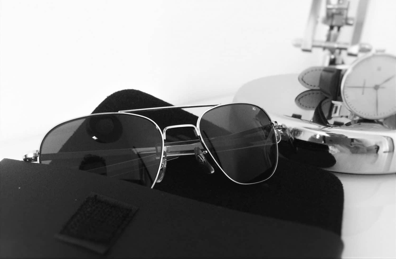 lunettes original pilot aviator ao