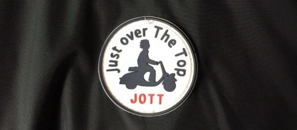 Logo JOTT/ Just Over The Top