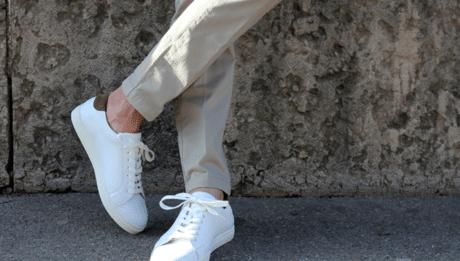 chaussure-homme-été-blanche-bexley