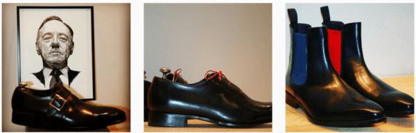 De Lautrémont Créateur de souliers français