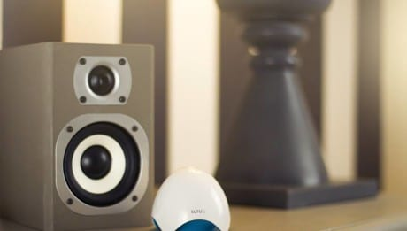 Okto par Surula: un tout petit format pour une diffusion du son sans encombre