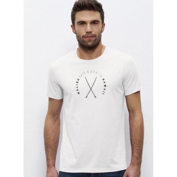Le-typographe.com: T-Shirts Surfer imprimé pour homme