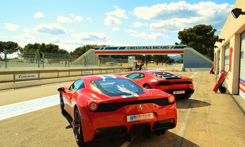ff57dc3a2144a9 Ferrari et Lamborghini nous attendent pour tester les nouvelles lunettes  Afflelou x TagHeuer
