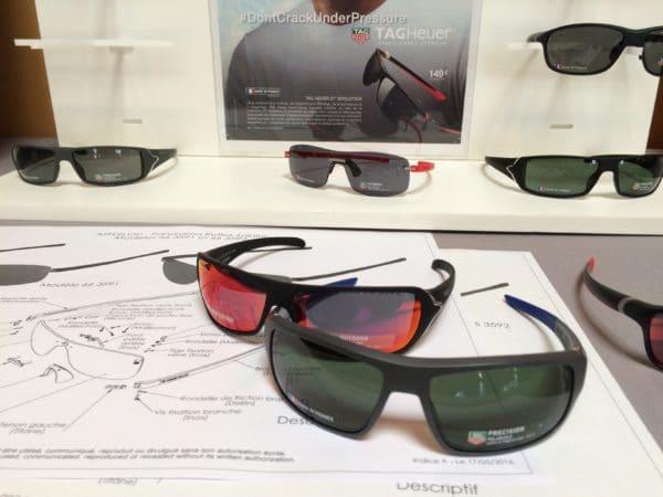 3de658c0026dde Afflelou et TagHeuer  un concentré de technologie dans ces lunettes de  soleil