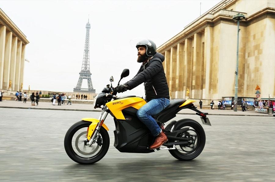 6de3e56d128 Test et avis moto électrique Zero Motorcycle