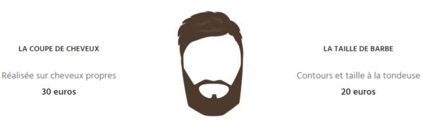 Prix barbier-coiffeur à domicile