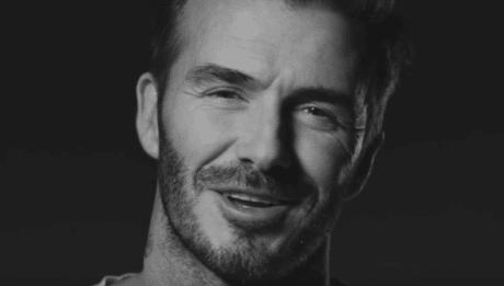 David Beckham & Biotherm