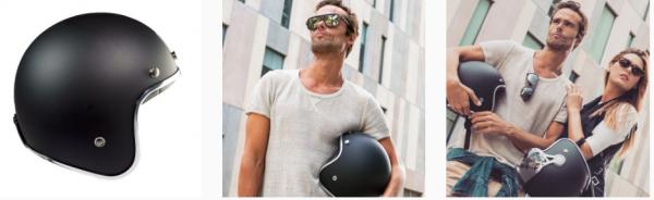 Casque moto pas cher et tendance Exklusiv pour homme