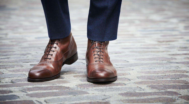 Très WHOOZ, marque française de chaussures pour hommes chics et urbains  QS39