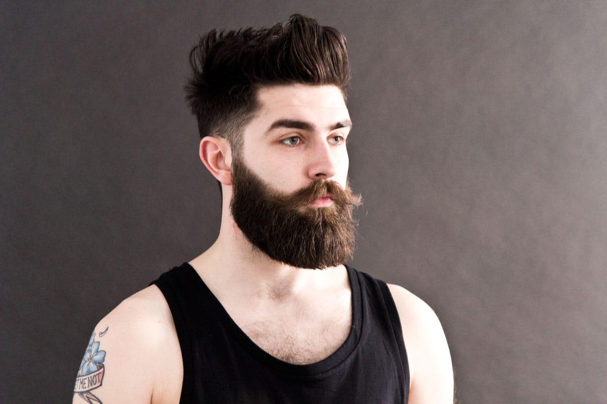 Assez Prendre soin de sa barbe à la tondeuse: comment faire ? - L'Homme  ET43