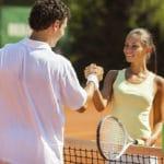 Jouer au tennis avec CanalMatch