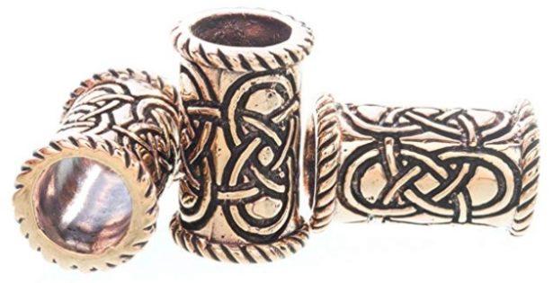 perle-de-barbe-noeud-celtique
