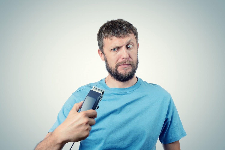 35b29e1c01bd Prendre soin de sa barbe à la tondeuse  comment faire