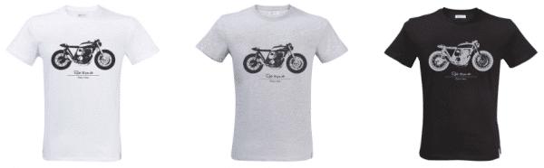 Tshirts moto homme