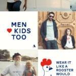 Papa/enfant : PAPACOQ, la nouvelle ligne franco/australienne