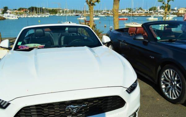Test Ford Mustang GT VO et EcoBoost. Photo: L'HommeTendance.fr