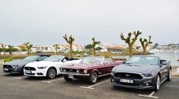 FordMustang-GT-famille