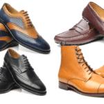 4 modèles de chaussures homme à connaître