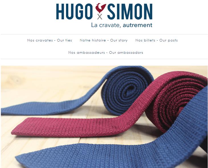 Site internet descravates Hugo & Simon