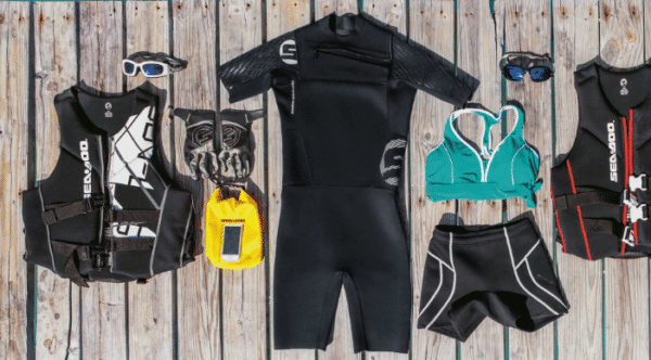Comment s'équiper pour faire de la moto marine ?