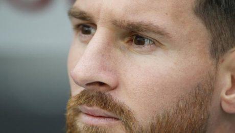 Messi barbu
