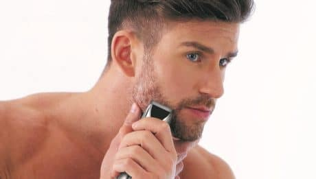 Tondeuse barbe & cheveux homme