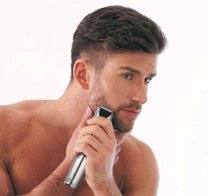 Extrem 3 produits pour des coupes de barbe et cheveux aux poils - L'Homme  IZ43