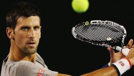 photo-Novak Djokovic