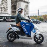 Scooters libre service à Paris: CITYSCOOT débarque le 21 juin