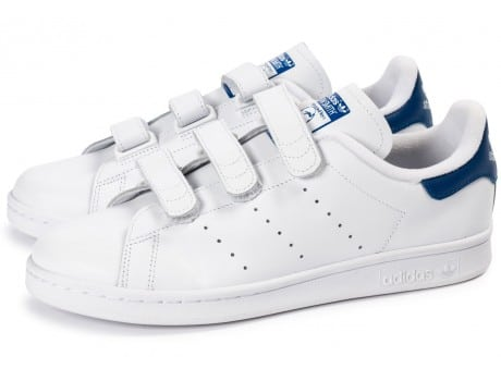 stan smith scratch crocodile