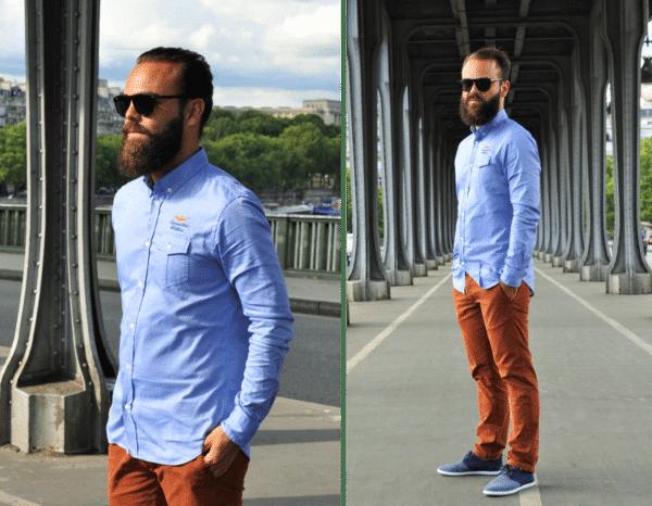 89505299833 Look week-end sur le Pont de Bir-Hakeim à Paris