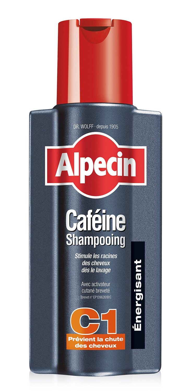 Alpecin Caféine Shampooing C1, 250 ml - Shampooing anti-chute Image