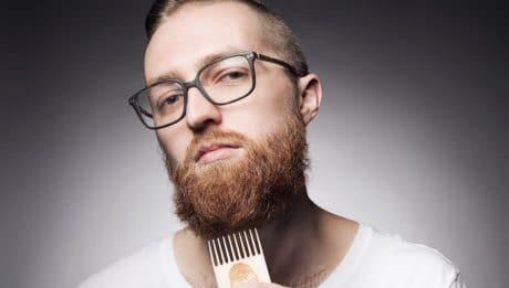 Comment faire pousser une grosse barbe