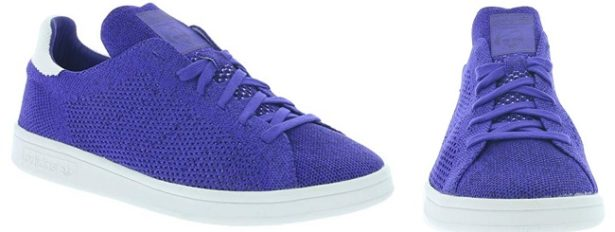 adidas-stan-smith-toile-blanche-violet