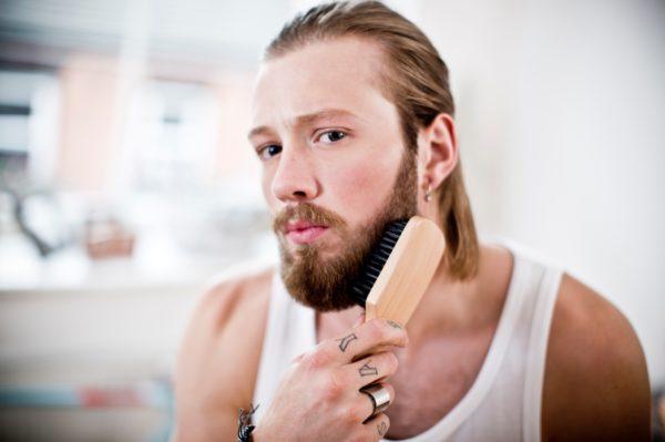 L'entretien de la barbe pour bien la faire pousser