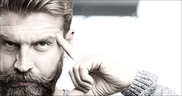 Faire pousser une grosse barbe: la patience