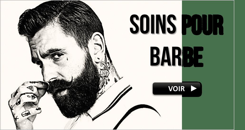 Soins et entretien de la barbe: une sélection de produits de qualité