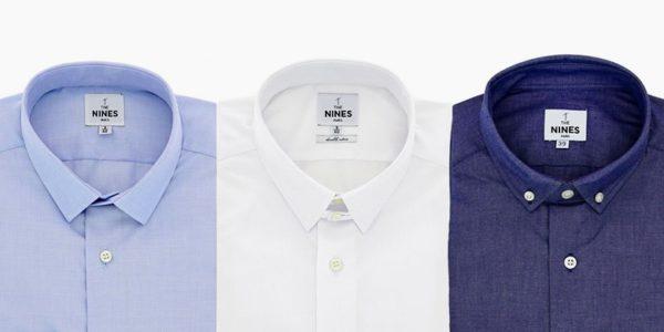 THE NINES, chemises pour hommes