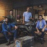 Café Racer, BAAK Motocyclettes ou la haute couture mécanique