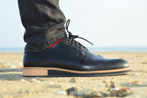 Chaussures derby pour homme by SUBTLE SHOES
