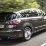Test du nouveau Ford S-Max Vignale le temps d'un week-end
