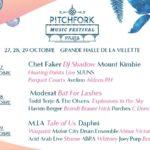 Rendez-vous au Pitchfork Music Festival 2016