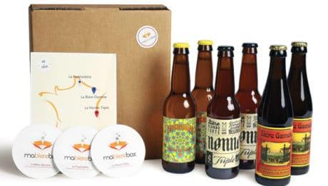 Box mensuelle de bières artisanales