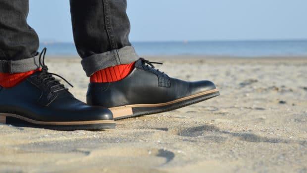 Subtle, chaussures derby pour hommes