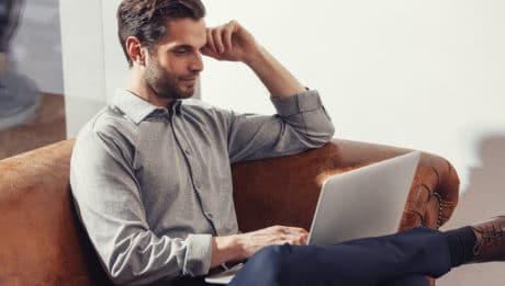 SEIDENSTICKER, chemise premium pour homme