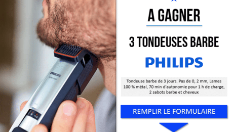concours-gagner-tondeuse-barbe-philips