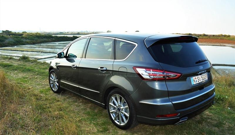 Test du nouveau Ford S-Max Vignale